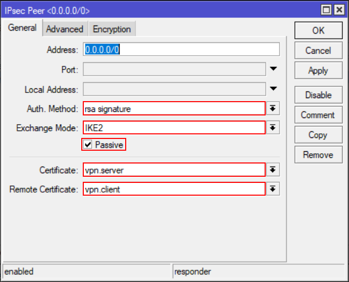 How to configure a MikroTik IKEv2 VPN & connect iOS devices